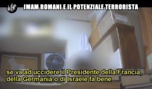Isis, il servizio choc delle Iene nelle moschee di Roma