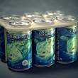 Imballaggio per la birra...da buttare in mare