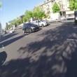 Kiev, lascia la moto e insegue ladro a piedi5