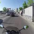 Kiev, lascia la moto e insegue ladro a piedi4