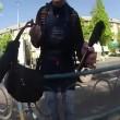 Kiev, lascia la moto e insegue ladro a piedi3