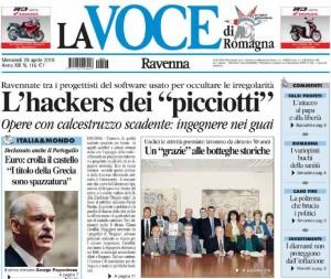 Crac La Voce di Romagna, Fnsi chiede che si faccia chiarezza