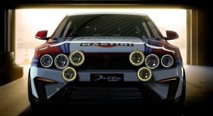 Auto, ecco la nuova Lancia Delta: si chiama Evoluzione GT