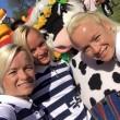 Leila, Liina, Lily Luik: gemelle maratonete a Olimpiadi9