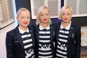Leila, Liina, Lily Luik: gemelle maratonete a Olimpiadi3