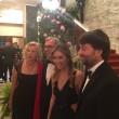 Maria Elena Boschi, Dario Franceschini, Roberto Giachetti e Giovanna Melandri (foto Twitter)