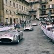 Mille Miglia 2016, al via la storica gara d'auto d'epoca