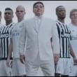 Maradona Dio tra giocatori Juve, tifosi del Napoli5
