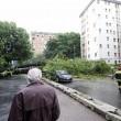 Milano, violento nubifragio: Lambro esonda6
