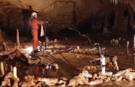 YOUTUBE Misteriosa caverna in Francia: rifugio Neanderthal?