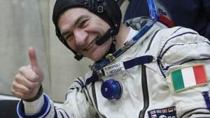 Paolo Nespoli (foto Ansa)
