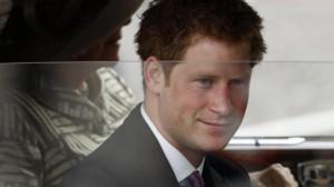 Il principe Harry (foto Ansa)
