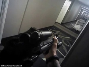 """Non mi sparate"""": polizia uccide padre disarmato111"""
