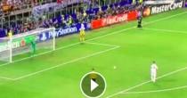 La sequenza dei rigori<br /> Decide Cristiano Ronaldo