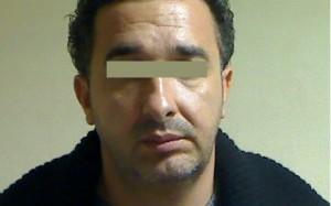 Guarda la versione ingrandita di Fabrizio Russo, esponente Scu, arrestato a Barcellona