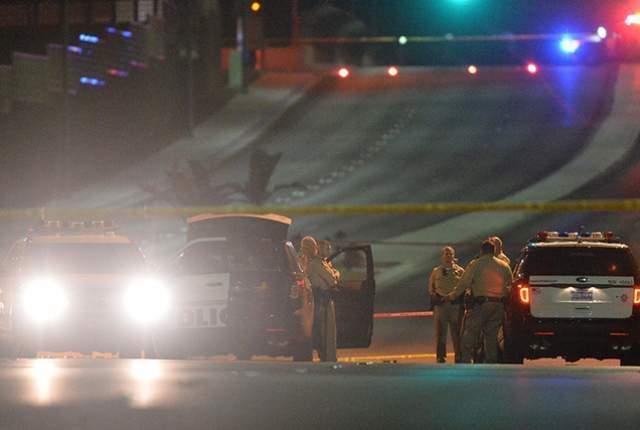 Ruba auto polizia, agente gli spara e lo ferisce4