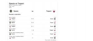 Guarda la versione ingrandita di Spezia-Trapani, streaming e diretta tv: dove vedere Serie B