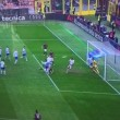 Luca Antonelli video gol rovesciata in Milan-Frosinone
