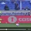 Genoa-Roma Izzo-El Shaarawy: video rigore negato giallorossi