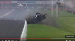 YouTube, Sidnei Frigo: incidente spaventoso Houston 350 km/h