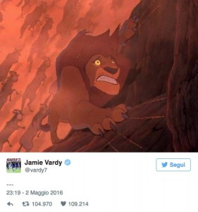Leicester campione, Vardy-Kane botta e risposta FOTO_
