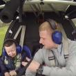 YOUTUBE In volo con Robbie, bimbo con sindrome di Williams 3