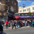 VIDEO YOUTUBE Londra, bus sfonda vetrina di un negozio FOTO 5