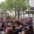 YOUTUBE Francia, ancora scontri contro la riforma del Lavoro 5