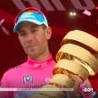 Giro d'Italia, Vincenzo Nibali: video premiazione