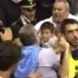 Treviso, ceffone in faccia a questore a partita basket FOTO6