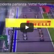 YouTube, Vettel: video incidente Gp Russia Formula 1_5