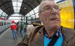 GoPro girata, riprende per tutto vacanza suo volto 7