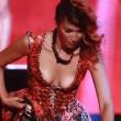 Nina Zilli esagera con la scollatura per la finale di Italia's Got Talent