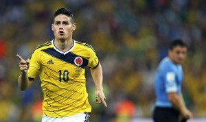 Guarda la versione ingrandita di Calciomercato Juventus, James Rodriguez rompe con Real (foto Ansa)