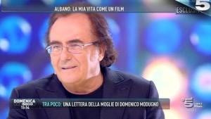 """VIDEO Al Bano da Barbara D'Urso: """"Giletti, non si fa!"""""""