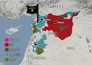 Al Qaeda sfida Isis in Siria. Emirato contro Califfato