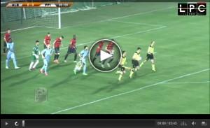 Guarda la versione ingrandita di AlbinoLeffe-Pro Piacenza Sportube: streaming diretta live