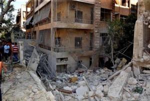 Siria, attacco ribelli contro ospedale Aleppo: decine morti