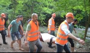 Guarda la versione ingrandita di Alessandro Angelucci morto: caduto in burrone in Turchia