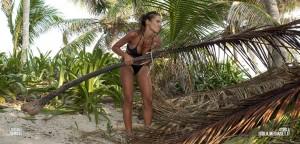 Isola dei Famosi: Alessia Reato e Mowgli amico immaginario