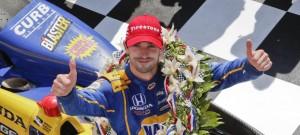 Alexander Rossi vince 500 miglia di Indianapolis