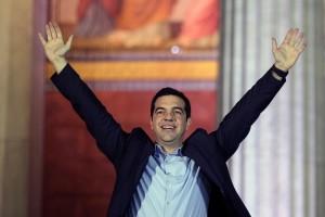 Guarda la versione ingrandita di Grecia, Alexis Tsipras annuncia: