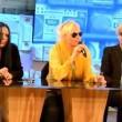 """Anna Oxa contro Virginia Raffaele: """"Mi dissocio"""""""