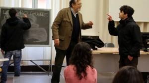Angelo Panebianco, sospesi 2 mesi studenti che lo zittirono