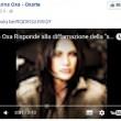 "YOUTUBE Anna Oxa su Facebook: ""Se ai miei figli succede..."""