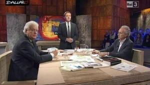 """Verdini a Travaglio: """"Ho preso pastiglie contro ignoranza"""""""