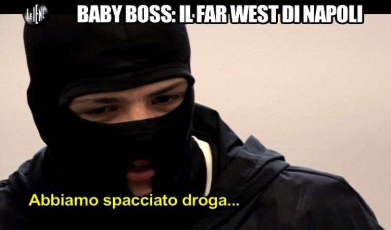 """Le Iene: """"Baby boss, il Far West di Napoli"""" di Giulio Golia5"""