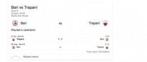Bari-Trapani, streaming-diretta tv: dove vedere Serie B