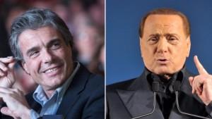 Guarda la versione ingrandita di Berlusconi e Marchini: la svolta che separa il centrodestra
