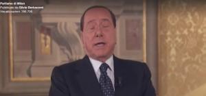 """Guarda la versione ingrandita di Berlusconi: """"Milan in vendita, no cinesi voglio italiani"""""""